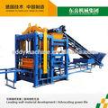Dongyue qt8-15 amostras do bloco de tijolo que faz a máquina/bloco de concreto oco máquina de lista de preços