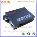 grado de telecomunicaciones gigabit convertidores de medios de comunicación