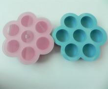 FDA/LFGB OEM/ODM silicone ice cube tray with lid