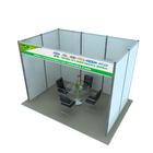 3x3 Modular Trade Show Display Aluminum Mobile Exhibition Stall
