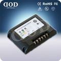 12/24/48v controlador solar ce rohs iso9001 bateria controlador de carga do circuito
