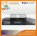 2014 neues modell vu+ duo 2 stärkste 2*1300mhz linux enigma2 satelliten-receiver vu+duo2 Unterstützung triple tuner vu duo 2 lager