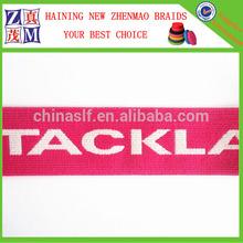 High quality nylon fabric elastic band
