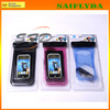 high quality pvc waterproof bag for phone