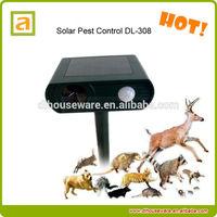 2014 HOT SALE Solar powered cat /pig /rat /mice / repeller