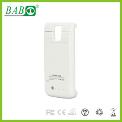 New Wholesale Portable Battery Backup Case Samsung S5 Series