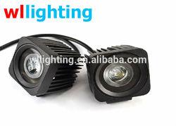 "2"" 10W Cree LED driving light mini motorcycle/bike working light"