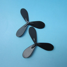 Welcome OEM customized mechanical fabrication PC ABS POM PP plastic propeller