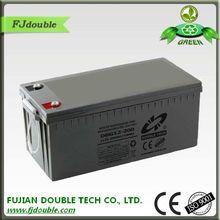 Hot sales gel batteries solar 1000ah 12v DBG12-200