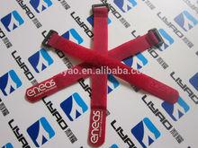 Velcro strap with Custom Logo