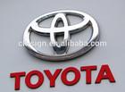Translucent car badges toyota emblems / toyota logos / toyota badges