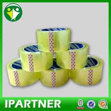 Ipartner hot sale tan packing adhesive tape/carton sealing tape