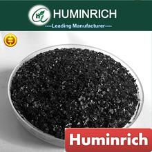 Shenyang huminrich 65% amigable enriquecedora nitrient na humate fertilizantes de la acuicultura