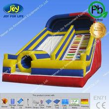 indoor plastic kids slides/industrial water slides/children loft bed with slide