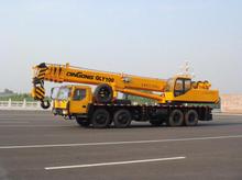 2014 hot sale! 100T hydraulic mobile truck crane 4 axle for sale