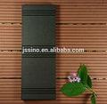 Wpc bois extérieur résistant aux intempéries, nouveaux bois, plastique composte bois planches de bois/planches/plancher de pont