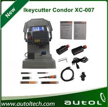 High Quality Automatic Copy Key Machine IKEYCUTTER CONDOR XC-007 Master Series Key Cutting Machine Update by Internet