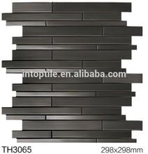 cheap price 2014 hot sale foshan plastic mosaic tile grid