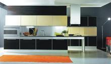 wooden kitchen cabinet particle board furniture modern furniture