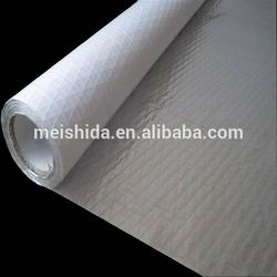 aluminum film laminated white polypropylene film-PSK material