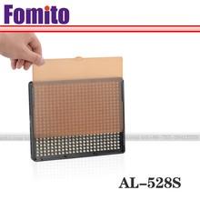 high quality Aputure AL-528S 528 LED Studio Panel Light Daylight 528 leds for Camera
