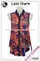 venda quente das mulheres blusas ciganas