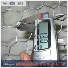 hexagonal wire mesh 13mm