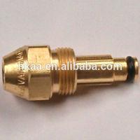 custom brass oil burner nozzle,burner oil nozzle