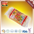 Healthy food instant noodle with egg