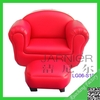 New design modern kids sectional sofa, mini kids sofa red, fashionable kids sofa seats