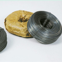 5 kg airtight row iron wire with black annealed /galvanized/plastic