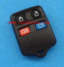 High quality car key for Ford 4 button remote control 433mhz auto keys