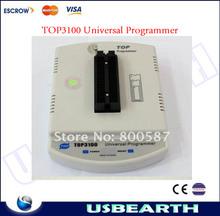 High quality !!! NEW TOP TOP3100 Universal Programmer for Windows7/Vista/Xp 32bits MCU PIC AVR 51,hot sale!