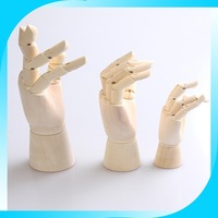 Factory price 2014 wooden manikin hands for sale