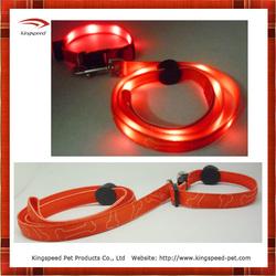Ultramodern customed led dog leash