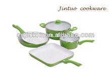 aluminium induction frying pan cookware set