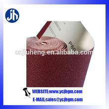 abrasive sanding jumbo paper roll