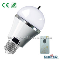 Anion LED lamp 7w E27 230V/110V 2014 hot selling