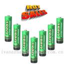 r6 aa um3 zinc carbon battery china supplier