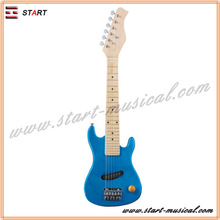 Top quality high end blue names of electric guitars