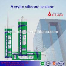 mirror tiles acetic silicone sealant for windshield repair / acrylic silicone sealant supplier/ acid silicone sealant