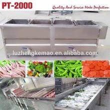 Chicken/Duck/Salad/Vegetable/Poultry/Pork Spiral Blanching Machine/Cooking machine/Pre-cooling Machine
