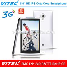New 5.0'' WCDMA 3G MTK6592 Octa Core Smart Phone