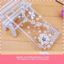 2014 luxury flower crystal diamond bling case for samsung galaxy n7100 note2
