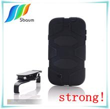 hybrid hard case skin cover for samsung galaxy s4 Iv i9500 S5,rock hard case for samsung galaxy s4 i9500 s5