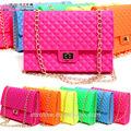 Nuevos productos de silicona de colores bolsa de hombro/de caucho de silicona bolsa