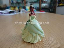 Disney audit factory 2014 new design princess plastic figurine