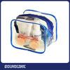 Care kit plastic PVC bag blanket for hearing aid clean kit