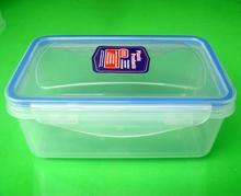 PP Tritan bpa free semi transparent plastic food container