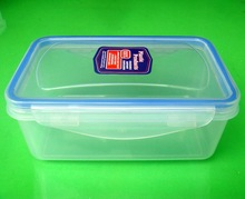 Made in China design bpa free plastic containers for food